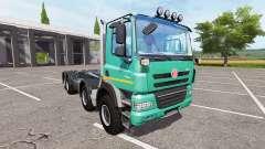 Tatra Phoenix T158 8x8 для Farming Simulator 2017