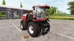 Krone BiG X 580 tuning edition v1.1 для Farming Simulator 2017