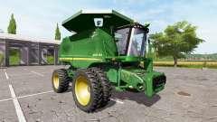 John Deere 9770 STS v1.0.1 для Farming Simulator 2017