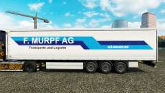 Скин F. Murpf AG на шторный полуприцеп для Euro Truck Simulator 2