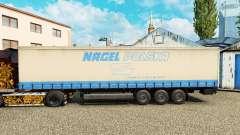 Скин Nagel Polska на шторный полуприцеп для Euro Truck Simulator 2