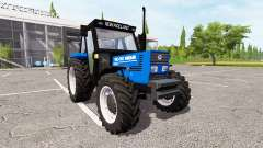 New Holland 110-90 Fiatagri blue для Farming Simulator 2017