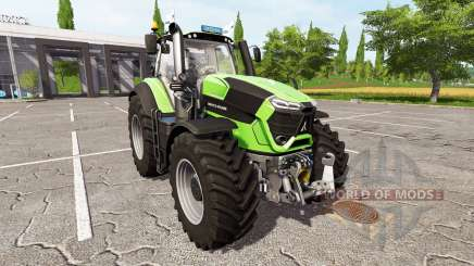 Deutz-Fahr 9340 TTV для Farming Simulator 2017