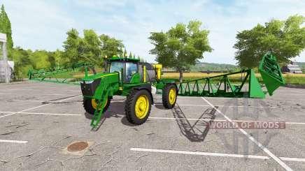 John Deere R4050 v1.1 для Farming Simulator 2017