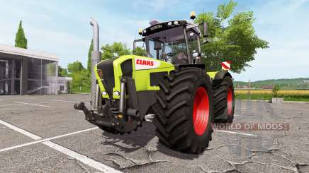 CLAAS Xerion 3800 для Farming Simulator 2017