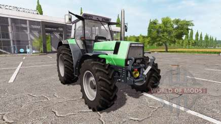 Deutz-Fahr AgroStar 6.61 faster для Farming Simulator 2017