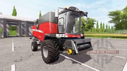 Massey Ferguson MF Delta 9380 v1.1.0.1 для Farming Simulator 2017