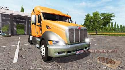 Peterbilt 587 для Farming Simulator 2017