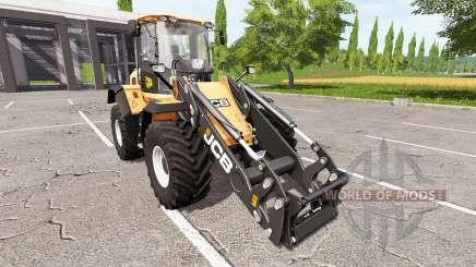 JCB 435S v1.0.0.1 для Farming Simulator 2017