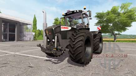 CLAAS Xerion 3800 black для Farming Simulator 2017
