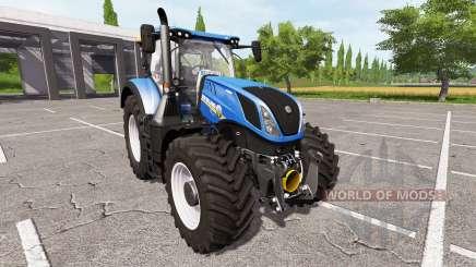 New Holland T7.230 для Farming Simulator 2017