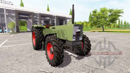 Fendt Favorit 4S для Farming Simulator 2017