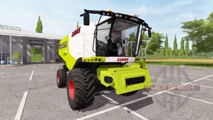 CLAAS Lexion 780 v1.1 для Farming Simulator 2017