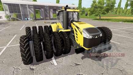 Challenger MT975E v1.2 для Farming Simulator 2017