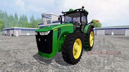 John Deere 8400R для Farming Simulator 2015