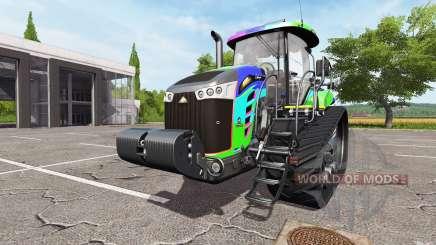 Challenger MT775E v1.1 для Farming Simulator 2017