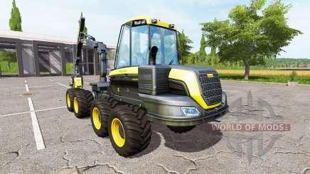 PONSSE Bear для Farming Simulator 2017