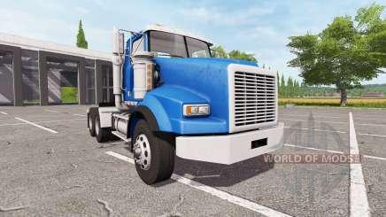 Lizard SX 210 Twinstar 6x4-4 для Farming Simulator 2017