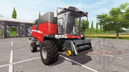Massey Ferguson MF Delta 9380 v2.2 для Farming Simulator 2017