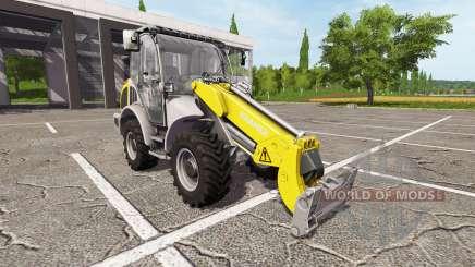 Kramer 8085 для Farming Simulator 2017