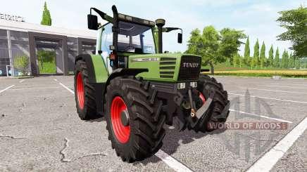 Fendt Favorit 512C Turbomatic v2.0 для Farming Simulator 2017
