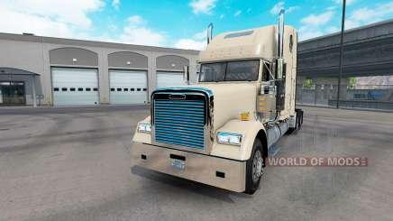 Freightliner Classic XL custom v2.0 для American Truck Simulator