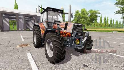 Deutz-Fahr AgroStar 6.61 racing v1.2 для Farming Simulator 2017