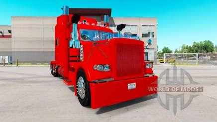 Peterbilt 389 v2.0.7 для American Truck Simulator