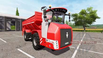 HOLMER Terra Variant 600 eco [pack] v2.6 для Farming Simulator 2017