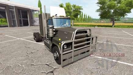 Mack RS700 для Farming Simulator 2017
