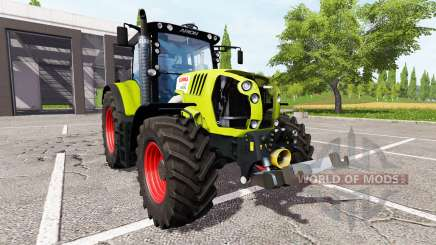 CLAAS Arion 530 для Farming Simulator 2017