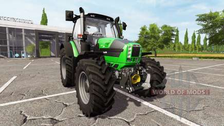 Deutz-Fahr Agrotron 6140 для Farming Simulator 2017