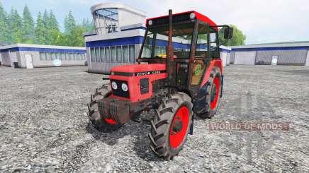 Zetor 5245 для Farming Simulator 2015