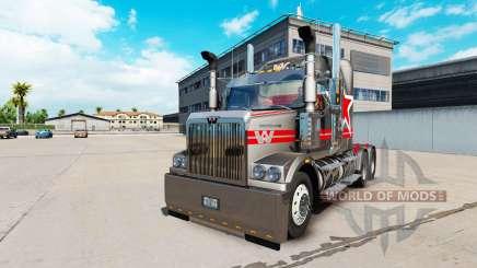 Wester Star 4800 для American Truck Simulator