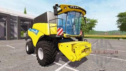 New Holland CR6.90 v1.1 для Farming Simulator 2017