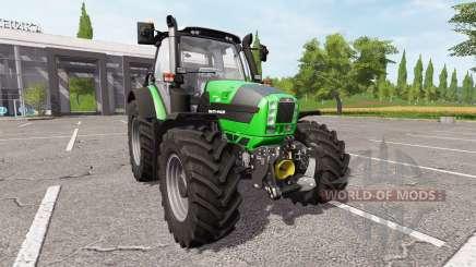 Deutz-Fahr Agrotron 6150 для Farming Simulator 2017