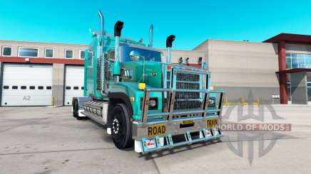Mack Titan Super Liner v1.3 для American Truck Simulator
