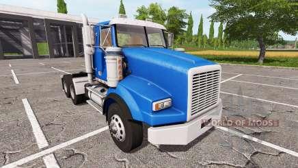 Lizard SX 210 Twinstar 6x4-4 edit для Farming Simulator 2017