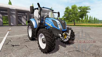New Holland T5.120 для Farming Simulator 2017