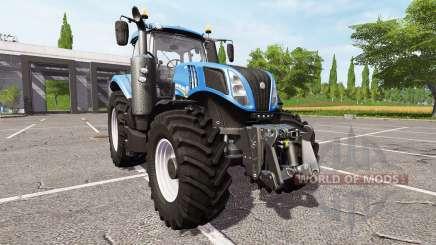 New Holland T8.435 для Farming Simulator 2017