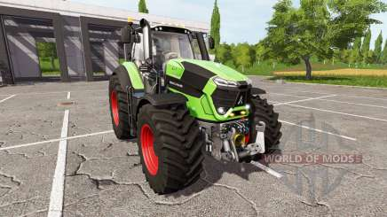 Deutz-Fahr 9340 TTV v1.1 для Farming Simulator 2017