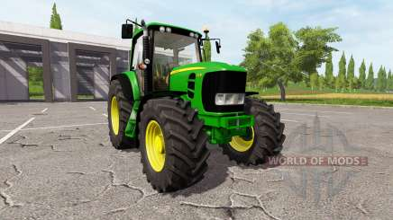 John Deere 7530 Premium для Farming Simulator 2017