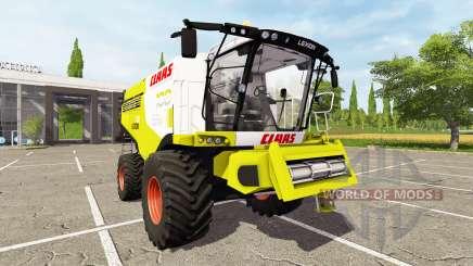 CLAAS Lexion 780 [pack] для Farming Simulator 2017