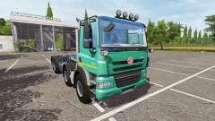 Tatra Phoenix T158 8x8 container для Farming Simulator 2017