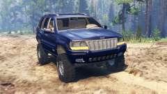 Jeep Grand Cherokee (WJ) для Spin Tires