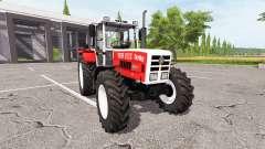 Steyr 8110A Turbo SK2 для Farming Simulator 2017