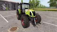 CLAAS Arion 620 v1.2 для Farming Simulator 2017