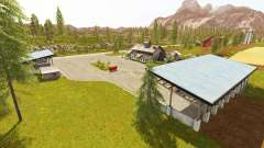 Goldcrest Valley II для Farming Simulator 2017