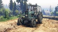 МТЗ-82 v5.0 для Spin Tires