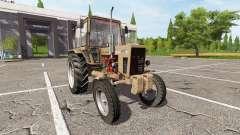 МТЗ-80 Беларус v1.1 для Farming Simulator 2017